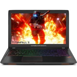 "Asus ROG GL553VE-DM107 Intel Core i7-7700HQ 8GB 128GB SSD 1TB GTX1050 Ti 4GB 15.6"" FHD FreeDos"