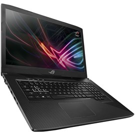 Asus ROG Strix GL703VM GC035 i7 7700HQ 2,80 GHz 16GB 1TB + 256GB SSD 17.3 Full HD 6GB GTX1060 FreeDos