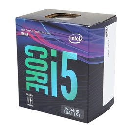 Intel Core i5 8400 2.80 Ghz 9MB LGA1151