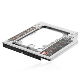 CABLE CL-127HC 12.7 mm Notebook Ssd Hdd Yuvası