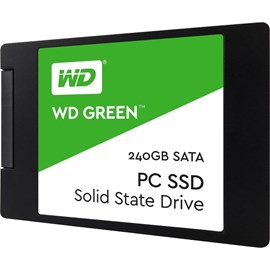 "WD Green Series WDS240G2G0A 2.5"" 3D-Nand Ssd Disk 240Gb 545Mb/465Mb SSD Disk"