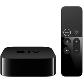 Apple TV MP7P2TZ/A 4K 64 GB Media Oynatıcı Siyah