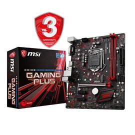 Msi H310M GAMING PLUS H310 DDR4 2666 VGA GLAN Intel 1151p-8 USB 3.1 mATX Anakart