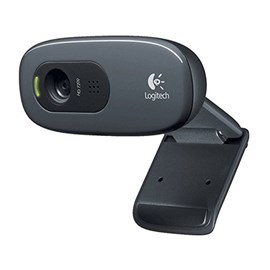 Logitech C270 3Mp HD 960-001063 Mikrofonlu Webcam