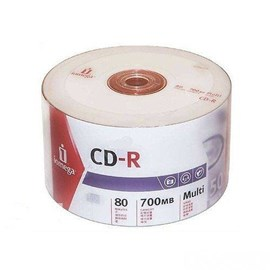 IOMEGA 52X 700MB 50 li spindle CD-R 80min Boş cd