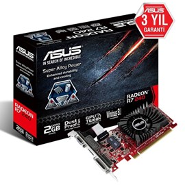 Asus AMD R7-240 2GB DDR3 128 Bit HDMI DVI-D (2GD3-L)