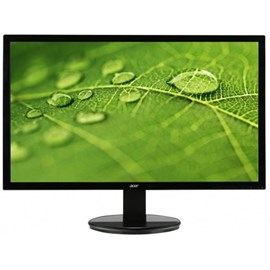 "Acer K202HQLAB 19.5"" 5ms 1600x900 VGA Analog Siyah Led Monitör"
