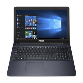 Asus X502NA-GO044 Intel Celeron N3350 2.40 GHz 4GB 500GB 15.6 HD Led Tümleşik VGA FreeDos