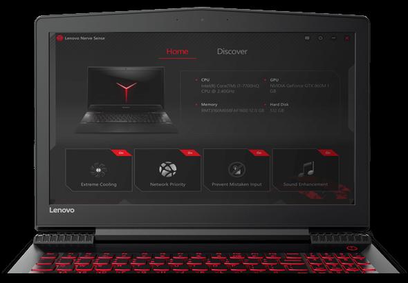 Lenovo Nerve Sense ile Özelleştirin ve Kaydedin